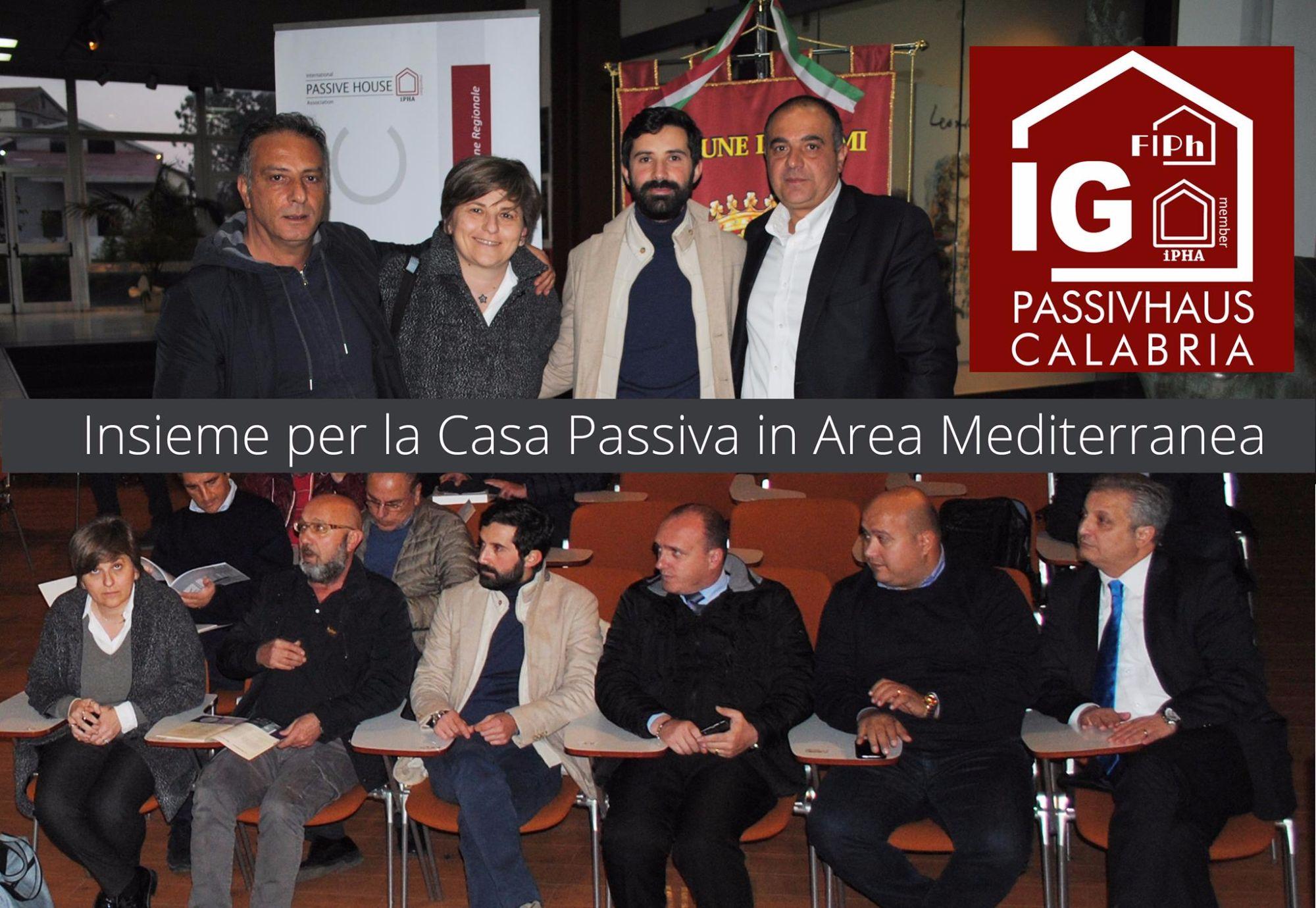 """Convegno di """"IG Passivhaus Calabria"""" sul protocollo """"Passivhaus"""""""